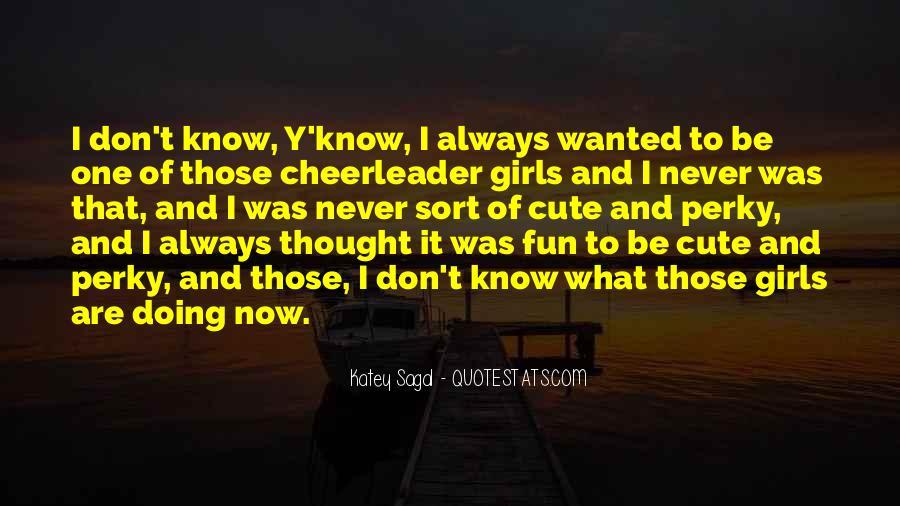 Katey Sagal Quotes #1564312
