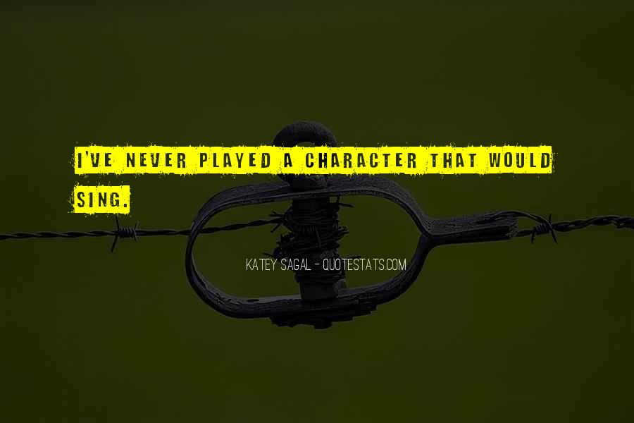 Katey Sagal Quotes #1794800