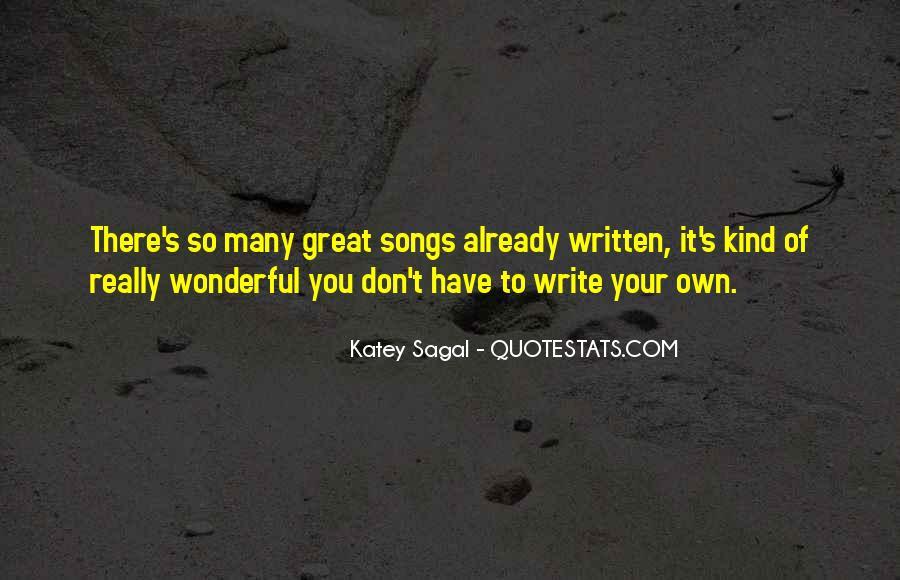 Katey Sagal Quotes #1852204