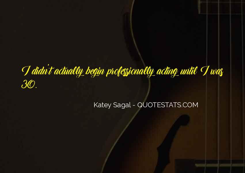 Katey Sagal Quotes #2706