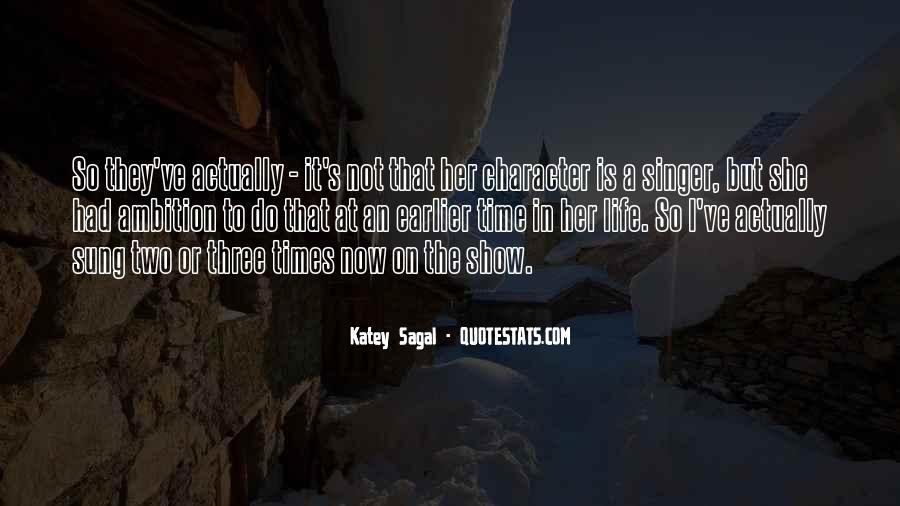 Katey Sagal Quotes #271629