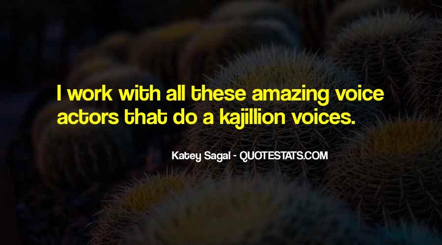 Katey Sagal Quotes #288142