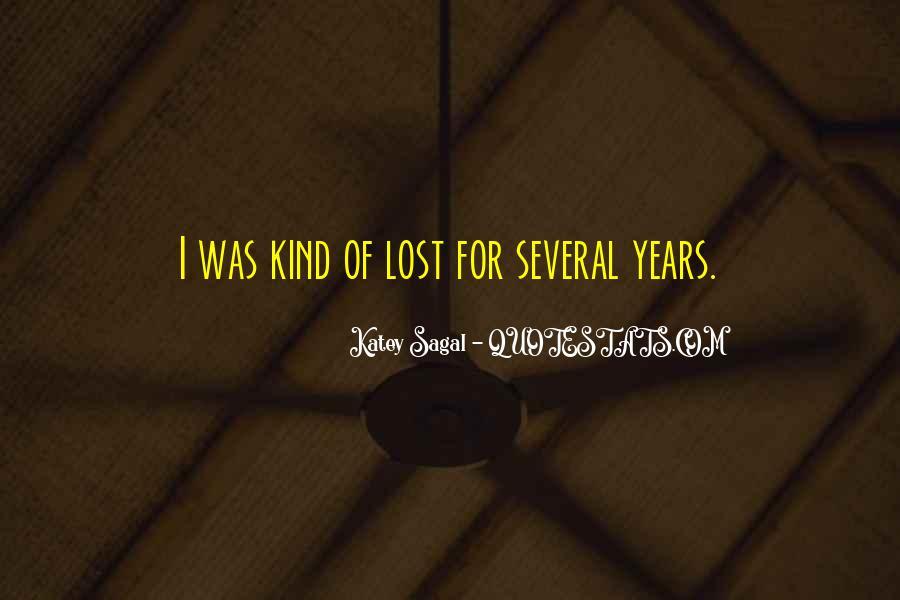 Katey Sagal Quotes #84538