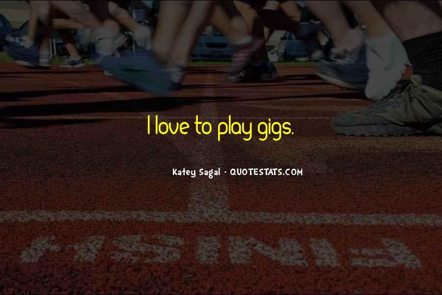 Katey Sagal Quotes #891664