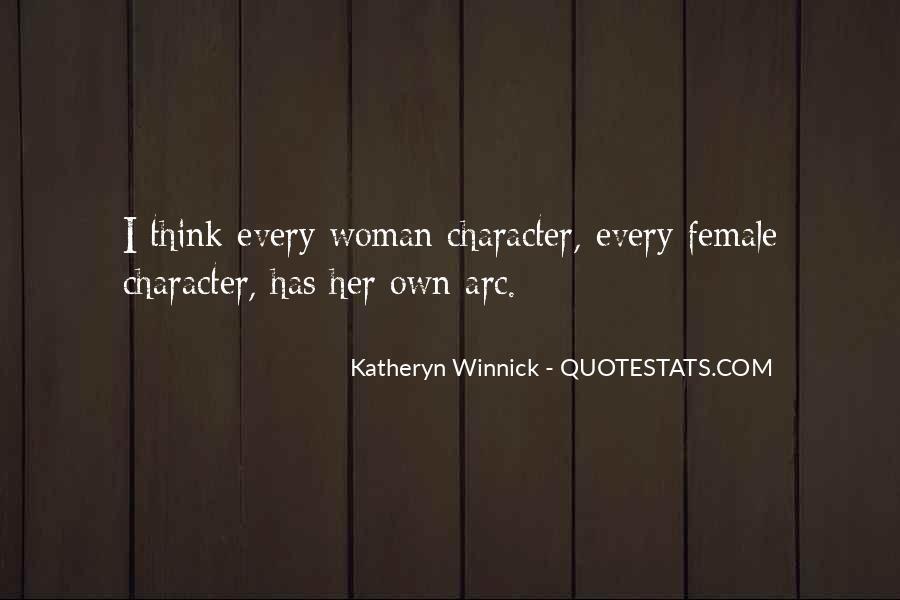 Katheryn Winnick Quotes #1400206