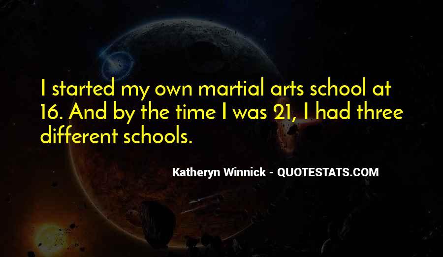 Katheryn Winnick Quotes #173681