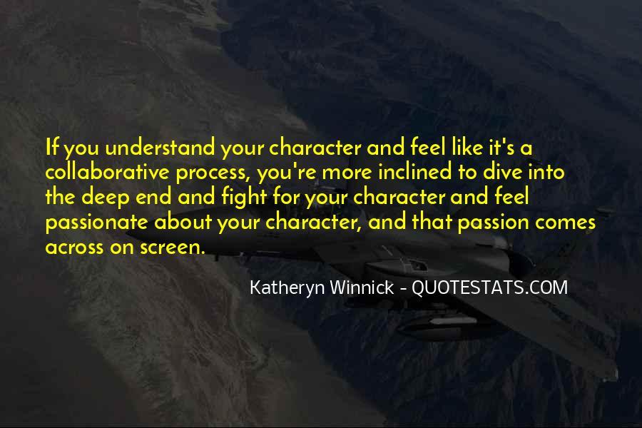Katheryn Winnick Quotes #1814215