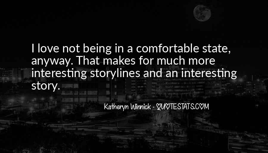 Katheryn Winnick Quotes #211094
