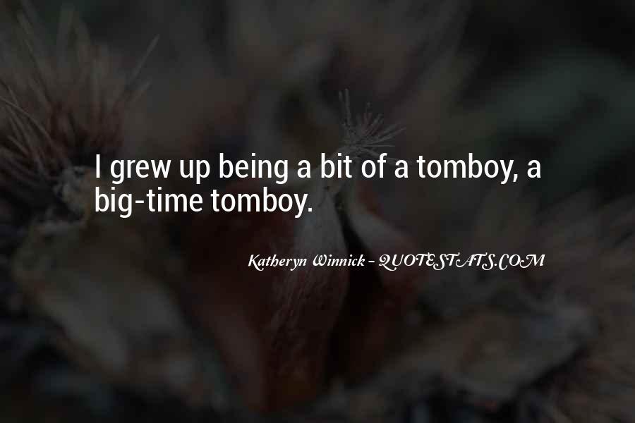 Katheryn Winnick Quotes #326038