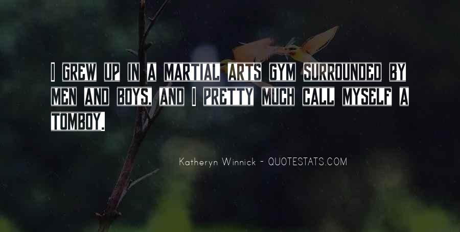 Katheryn Winnick Quotes #993726