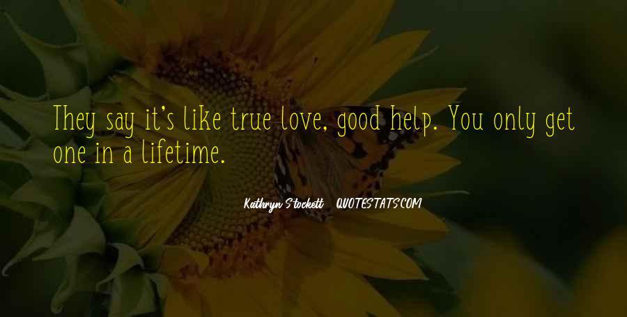 Kathryn Stockett Quotes #732414