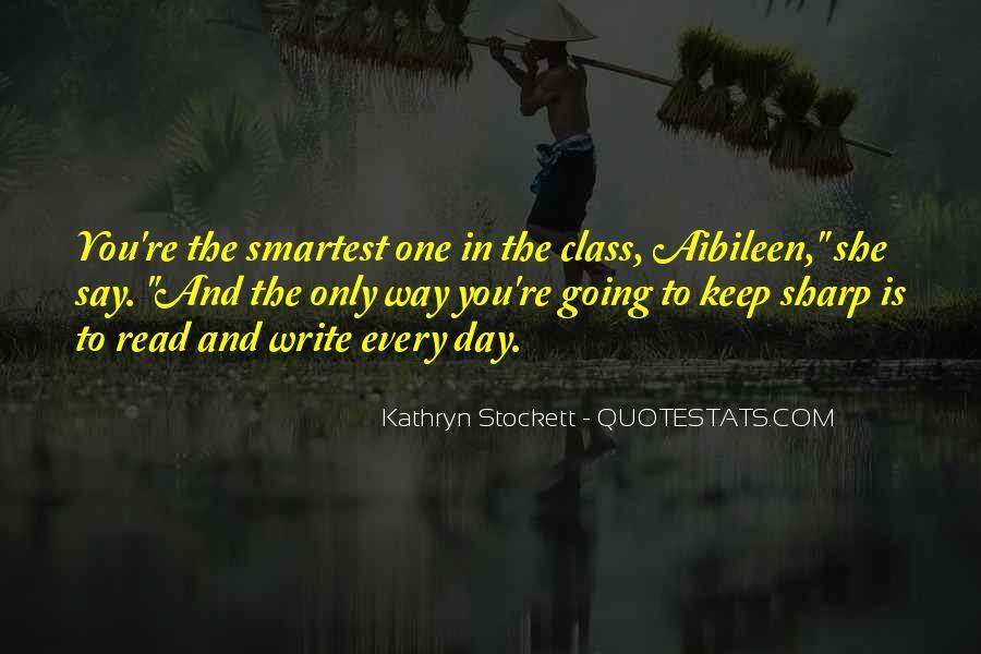 Kathryn Stockett Quotes #860718