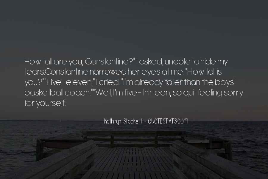 Kathryn Stockett Quotes #96503