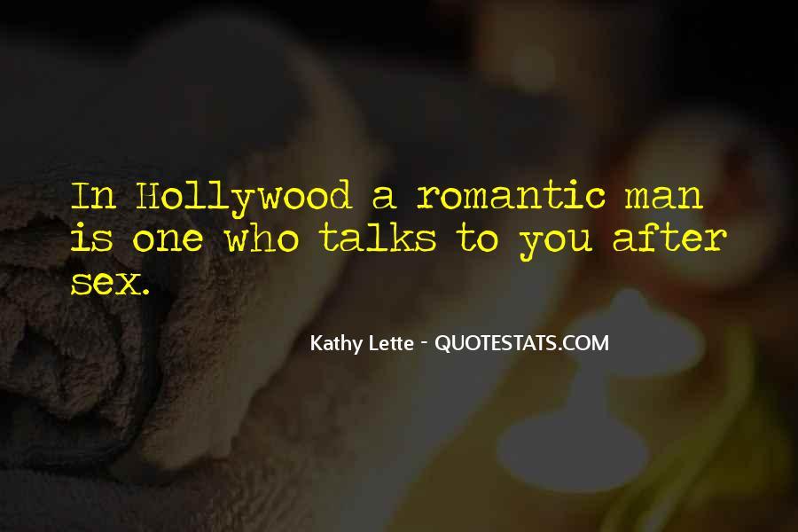 Kathy Lette Quotes #611190