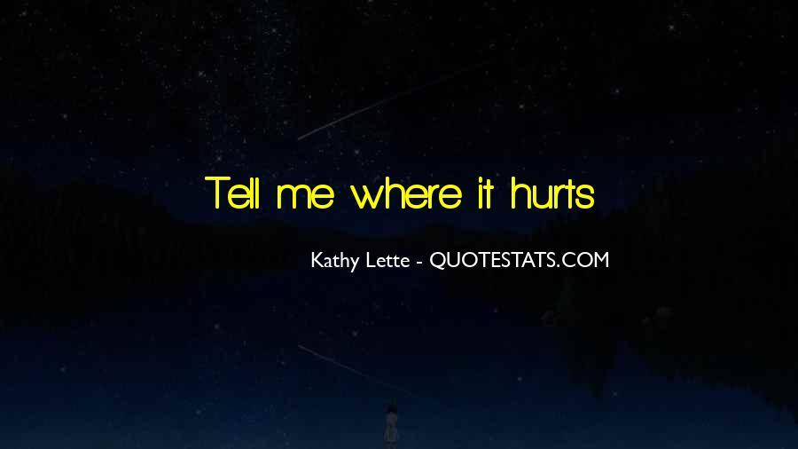Kathy Lette Quotes #697426