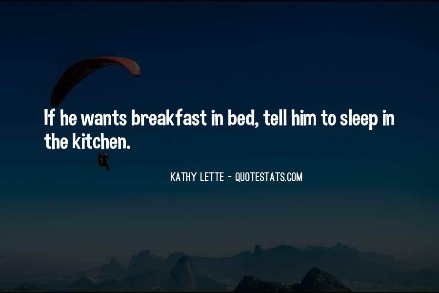 Kathy Lette Quotes #767157