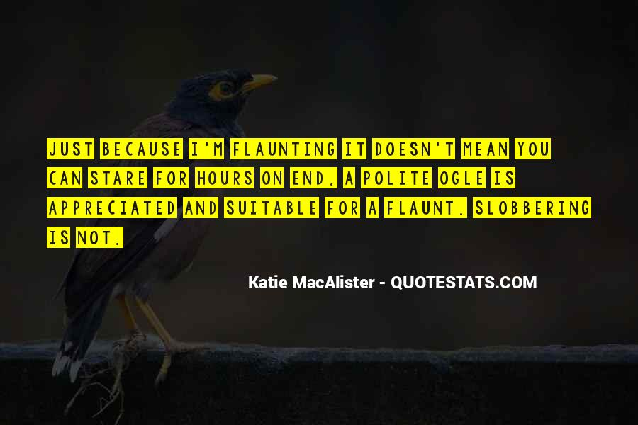 Katie Macalister Quotes #1025414