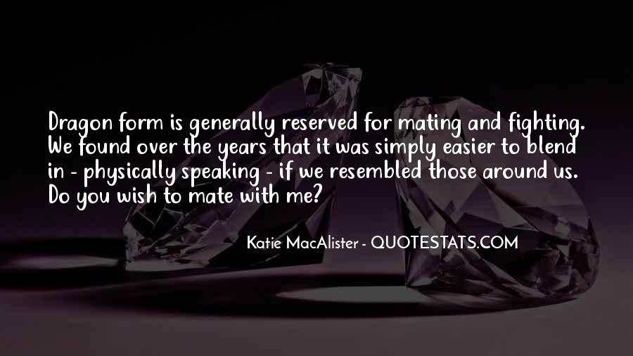 Katie Macalister Quotes #115227