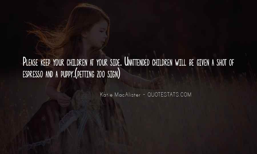 Katie Macalister Quotes #1380931
