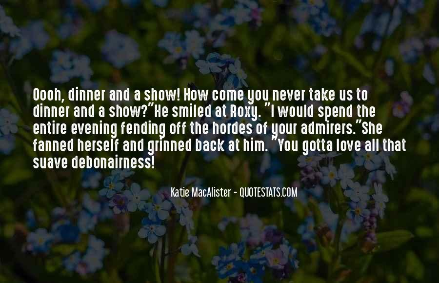 Katie Macalister Quotes #1417651