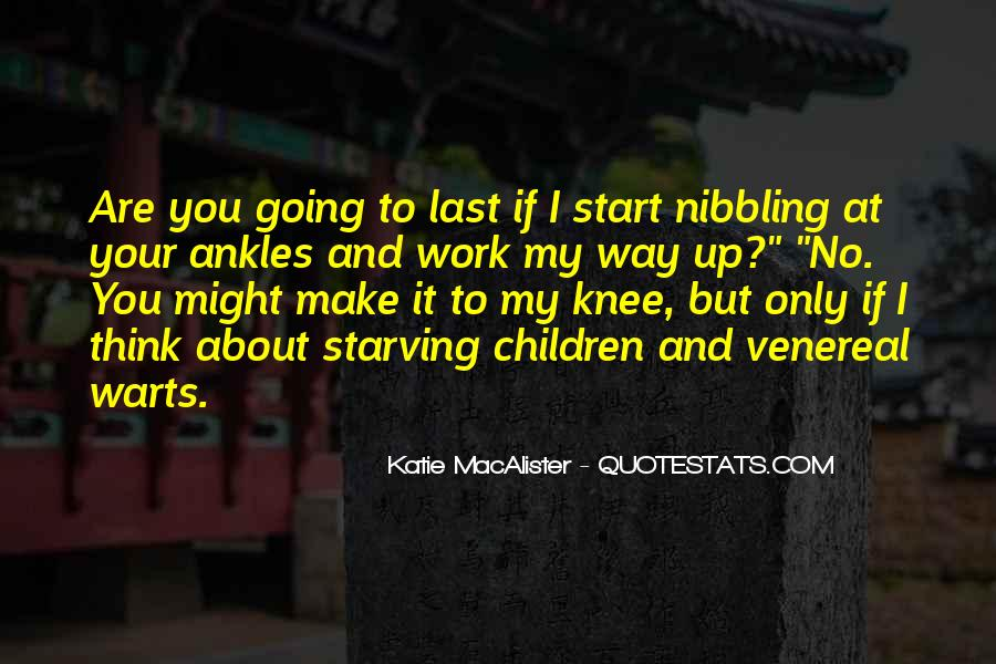 Katie Macalister Quotes #1478960