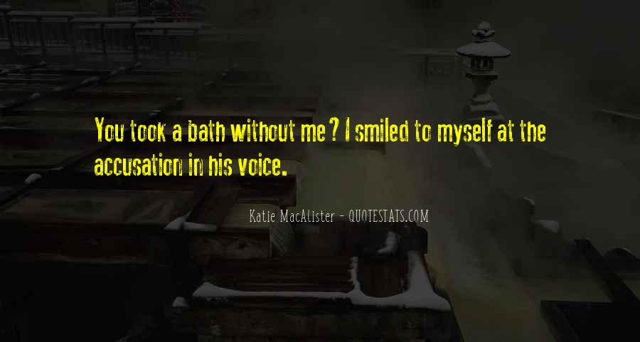 Katie Macalister Quotes #1563122