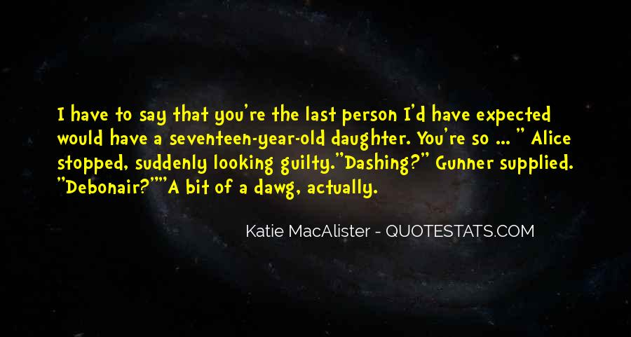 Katie Macalister Quotes #289328