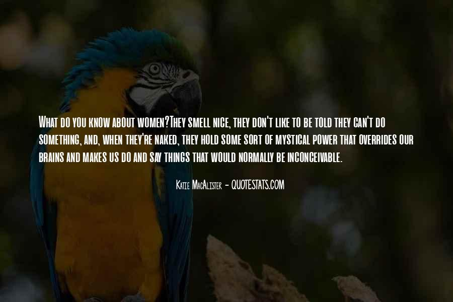 Katie Macalister Quotes #31633