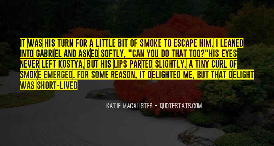 Katie Macalister Quotes #468182