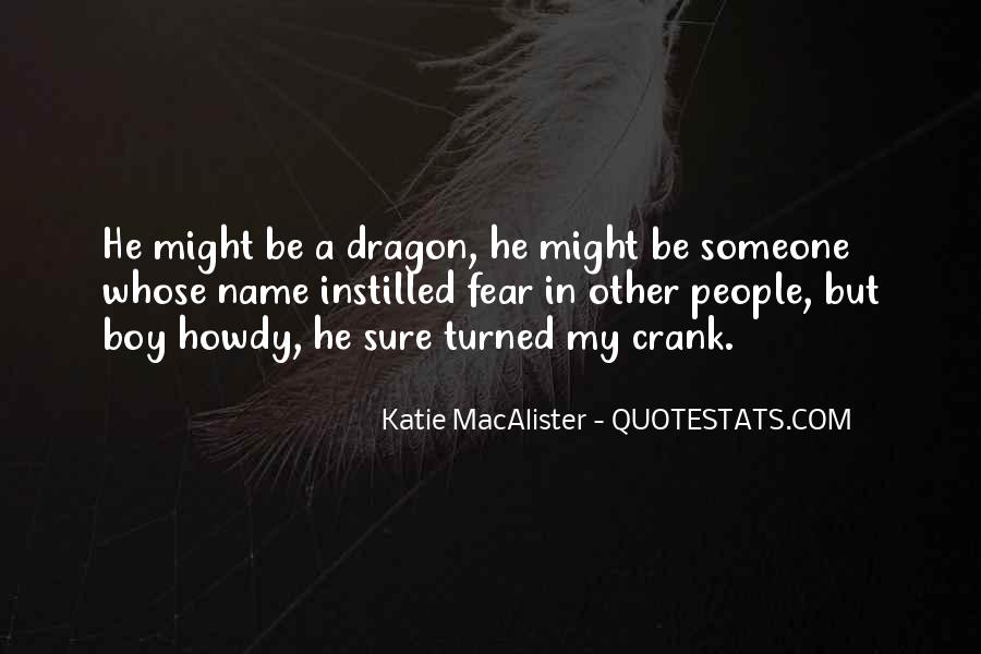Katie Macalister Quotes #50789