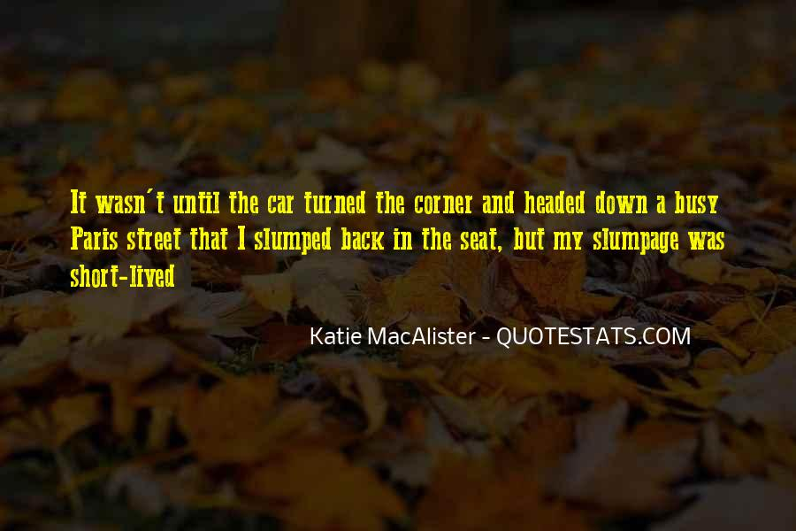 Katie Macalister Quotes #580748