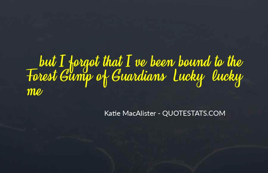 Katie Macalister Quotes #644844