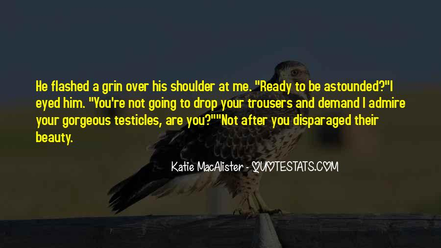 Katie Macalister Quotes #76138
