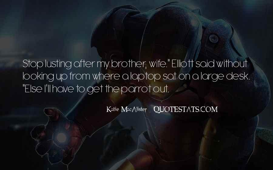 Katie Macalister Quotes #83889