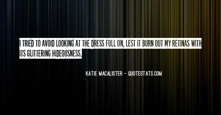 Katie Macalister Quotes #894247