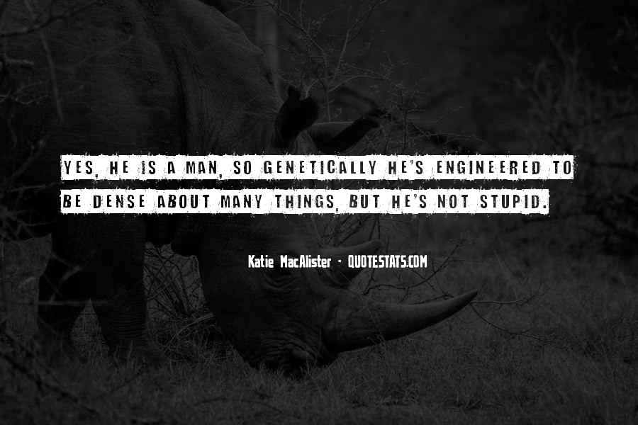Katie Macalister Quotes #896427