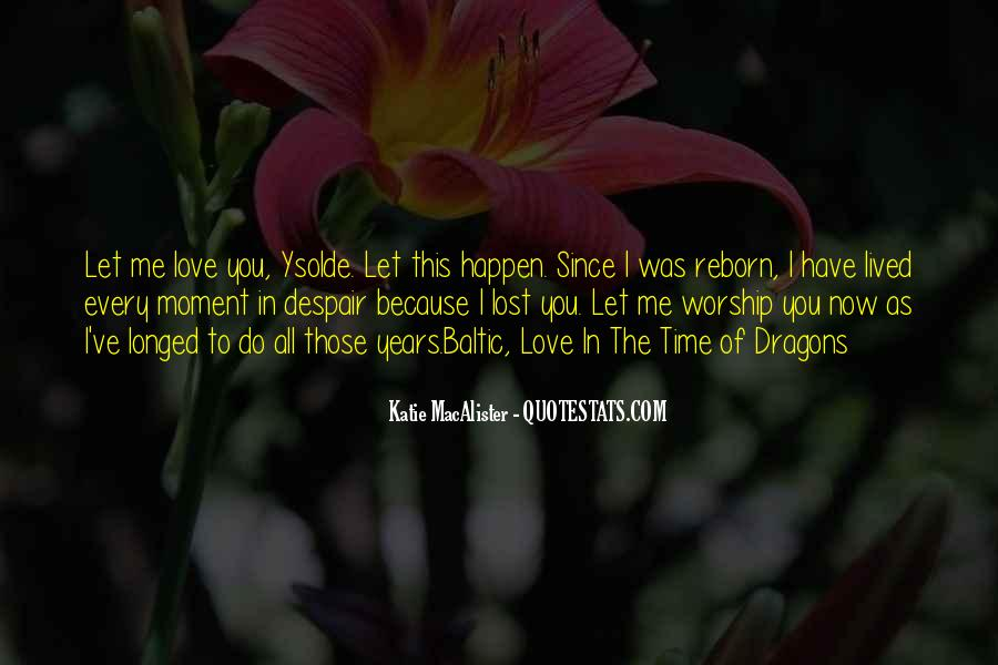 Katie Macalister Quotes #968572
