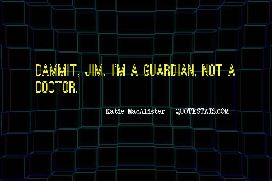 Katie Macalister Quotes #971262