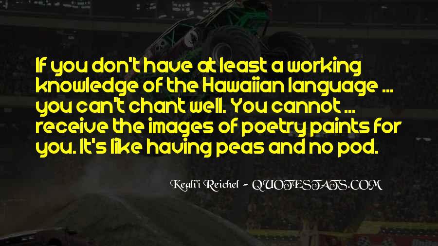 Keali'i Reichel Quotes #1722020