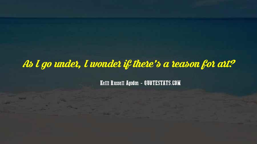 Kelli Russell Agodon Quotes #1338935