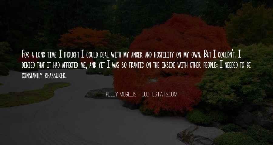 Kelly Mcgillis Quotes #16315