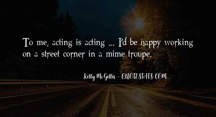 Kelly Mcgillis Quotes #276945