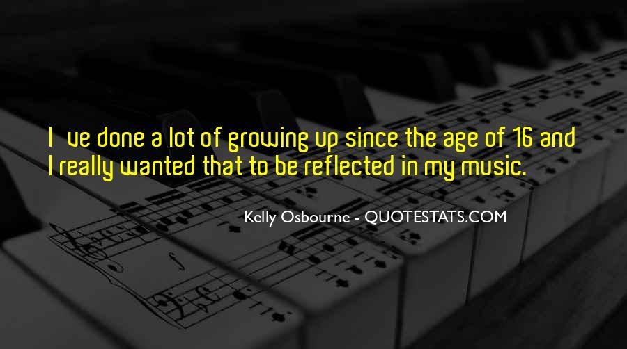 Kelly Osbourne Quotes #1538885