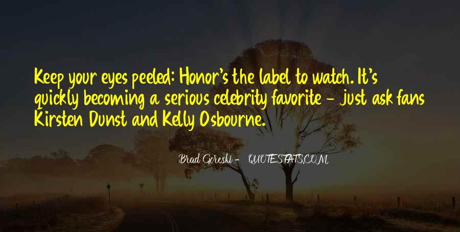 Kelly Osbourne Quotes #178745