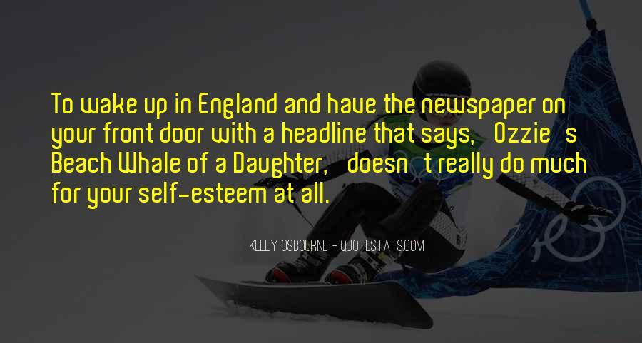 Kelly Osbourne Quotes #342001