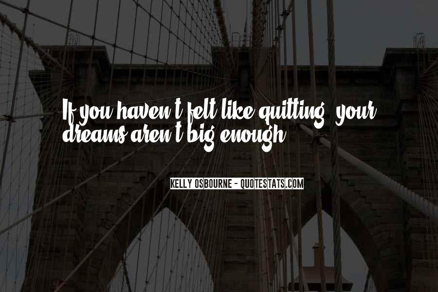 Kelly Osbourne Quotes #495314