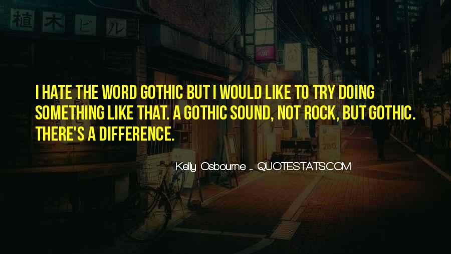Kelly Osbourne Quotes #596359