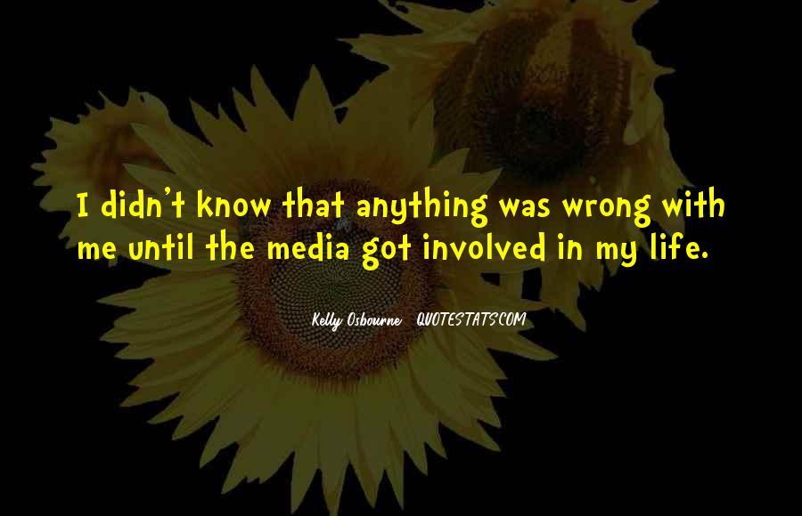 Kelly Osbourne Quotes #844327