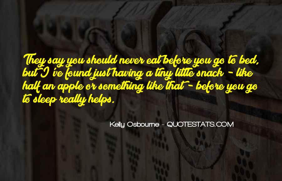 Kelly Osbourne Quotes #872341