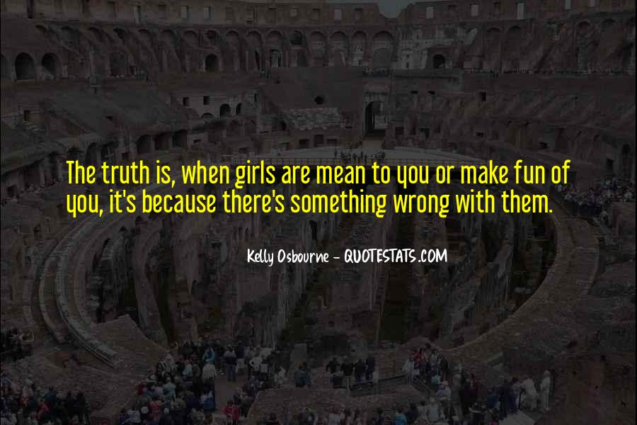 Kelly Osbourne Quotes #93639